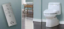 """""""TOTO"""" S300E-SW573 WASHLET ROUND CONTEMPORARY STYLE WITH EWATER+"""
