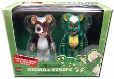 Bearbrick WB 100% Gremlins Flocked Gizmo & Stripe boxset be@rbrick box 2pcs set