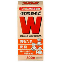 Wakamoto STRONG WAKAMOTO 300 Tablets From Japan F/S