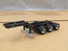 Diecast Masters 1/50 CUSTOM black tri axle jeep