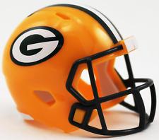 GREEN BAY PACKERS NFL Riddell POCKET SIZE Helmet