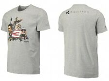 T-Shirt Red Bull Racing Formula One Team Mens Daniel Ricciardo Tee F1 NEW!