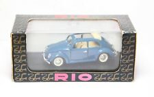 RIO No 107 Volkswagen Beetle Limousine 1950 In Its Original Box - Mint Model