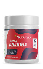 Nutra Energie de Nutravya - Boites de 30 PORTIONS POUR 1 MOIS
