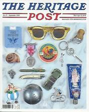 The Heritage Post -Issue 35 (German Edition),*Post included to UK/EU