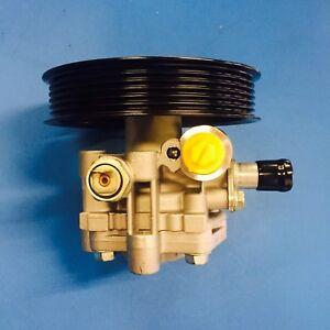 Mitsubishi Lancer CJ  2.0L 2.4L 07 08 09 10 11 12 13 14 Power Steering Pump New!