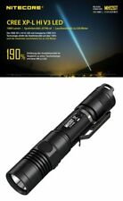 Nitecore MH12GT Taschenlampe Flashlight 1000 Lumen Strobe SOS Beacon inkl. Akku