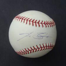 MAX SCHERZER signed  Baseball Autographed   MLB COA