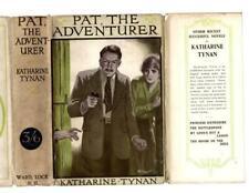 Pat, The Adventurer by Katharine Tynan (First Edition) Abbey Cvr, Ward File Copy