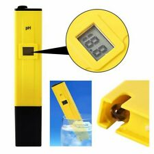 PH Meter Analyzer Test Digital Pen type for Aquariums, Hydroponics etc.