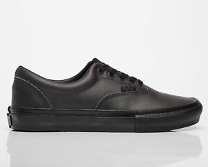 Vans Skate Era Men's Basil Black Skate Casual Athletic Lifestyle Sneakers Shoes