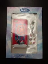 "Disney Frozen Olaf ""Wild for Summer"" Tech Gift Set for iPhone 4/4s (Case/Dust..)"