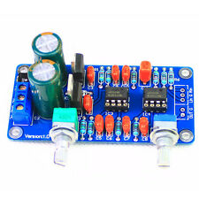 New Ultra Bass Processing Circuit-- Low-Pass Filter Board Finished for Amplifier