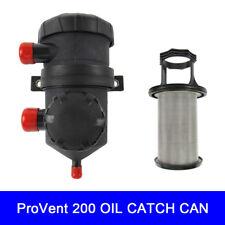 Oil Catch Can Pro 200 Turbo Patrol Diesel Prado Hilux PJ Mazda Navara Pajero 4WD
