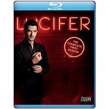 LUCIFER - THE COMPLETE SEASON 1 -  Blu Ray - Sealed Region free for UK