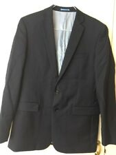 Charles Tyrwhitt Mens Blazer Suit Jacket Navy 42 L Original Premium Business