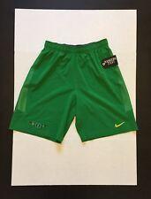 Nike Oregon Ducks Speed Vent Shorts 'Citius Altius Fortius' Apple Green M NWOT