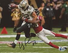 Coby Fleener Signed New Orleans Saints 8x10 Photo (Beckett)