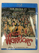 The Warriors 1979 Theatrical Edition Blu-Ray REGION FREE Rare Bonus Features