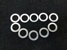 TEN PACK NEW GENUINE HONDA 14MM DRAIN PLUG GASKET / WASHER 94109-14000 10 PACK