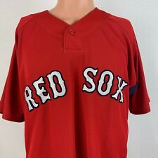 Majestic Authentic Boston Red Sox Cool Base Jersey MLB Baseball Alternate XL