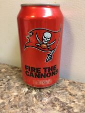 2017 Tampa Bay Bucs bud light nfl kickoff beer can collectors 666323