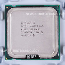 Intel Core 2 Duo E6700 (HH80557PH0674M) SL9S7 SL9ZF CPU 1066/2.66GHz LGA 775 65W