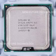 Intel Core 2 Duo E6700 SL9S7 SL9ZF CPU 1066/2.66GHz LGA 775 65W 100% Work