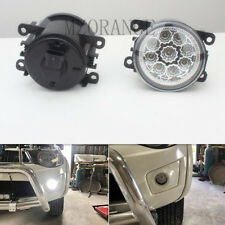 Fog Lamps 6000K CCC For NISSAN Navara D40 Note E11 Pathfinder R51 Pixo UA0 DRL