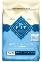 Blue Buffalo BLUE Puppy Chicken & Brown Rice  30 lb