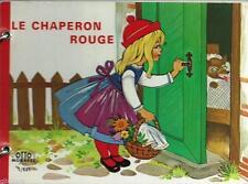 Le Chaperon Rouge Rotkäppchen auf Französisch! Wunderschönes Bilderbuch!