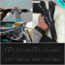 Carbon Fibre Seat Bicycle Saddle MTB Road Mountain Bike Downhill Racing Prologo