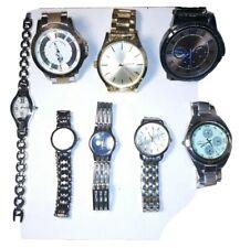 Vintage Watches - Mixed Lot - Men's & Women's Wristwatch Timepiece Lot of 8