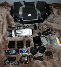 Canon Dm-Gl2 Mini Digital Video Camcorder w/ Accessories & Bag
