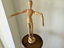 """Artiste en bois objet inanimé mannequin 12/"""" /& 16/"""" pouces Croquis LAY FIGURE DESSIN AIDE"""