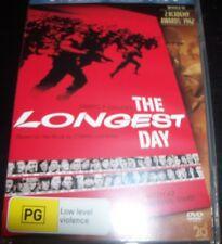 The Longest Day (Darryl F Zanuck's)(Australia Region 4) DVD – Like New