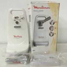 Moulinex DJ11 Open-Matic - Electric Can Opener - High Quality - France - New