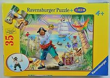 Ravensburger Pirate Adventure Jigsaw Puzzle 35 Piece NEW Sealed