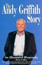MINT & OUT OF PRINT 1st ED The Andy Griffith Story Illustrated Biography SIGNED!