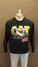 Vtg Arctic Cat Attack Team Factory Pilot Snowmobile Sweatshirt sz XL