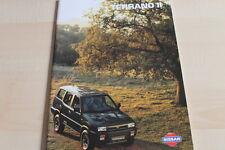 137744) Nissan Terrano II Prospekt 06/1995