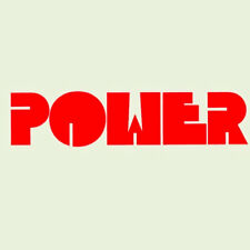 POWER ELECTRIC GLITTER BOOGIE IN THE RED RECORDS LP VINYLE NEUF NEW VINYL