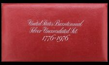 "1976 S US Bicentennial Mint Set ""Red Pack"" Envelope with COA (No Coins)"