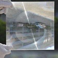 260mm Plastic Solar Fresnel Condensing Lens Solar Energy Large Condenser Lens