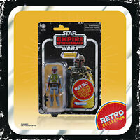 Star Wars BOBA FETT Figure Empire Kenner Retro Collection New 2020 Carded