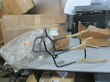 BMW OEM Rear Rack & Saddlebag Brackets w/ Hardware R100 R80 R75 R60 46541237754