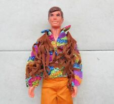 MATTEL LIVE ACTION KEN DOLL ON STAGE FIGURE TOY