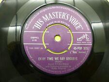 "Ella Fitzgerald manhattan / ev'ry time we say goodbye - 45 Record Vinyl Album 7"""