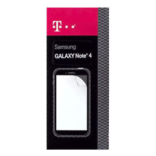 (Lot of 10) 2 Pack Samsung Galaxy Note 4 Anti-Scratch Screen Protectors