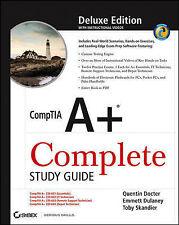 Comptia buona condizione Studio COMPLETO GUIDA: gli esami 220 601/602/603/604 da Emmett dulaney, a
